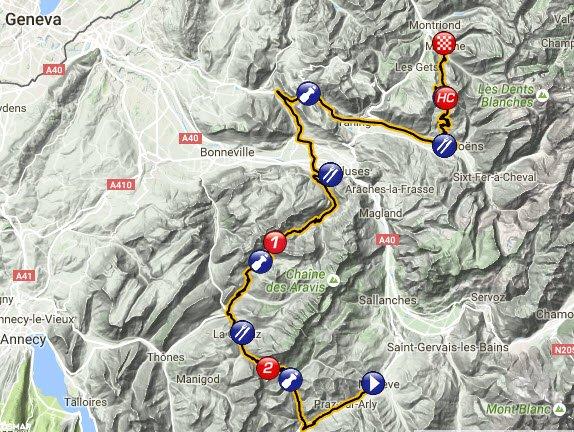 2016 Etape du Tour Race Route