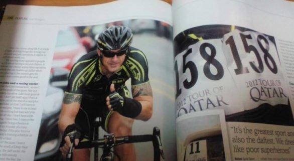My Cycling Coach, the CrankPunk.