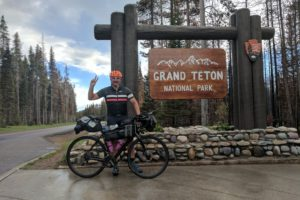 Trans Am Bike Race Day 9 Report